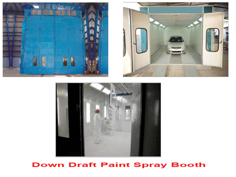 paint booth manufacturer in India