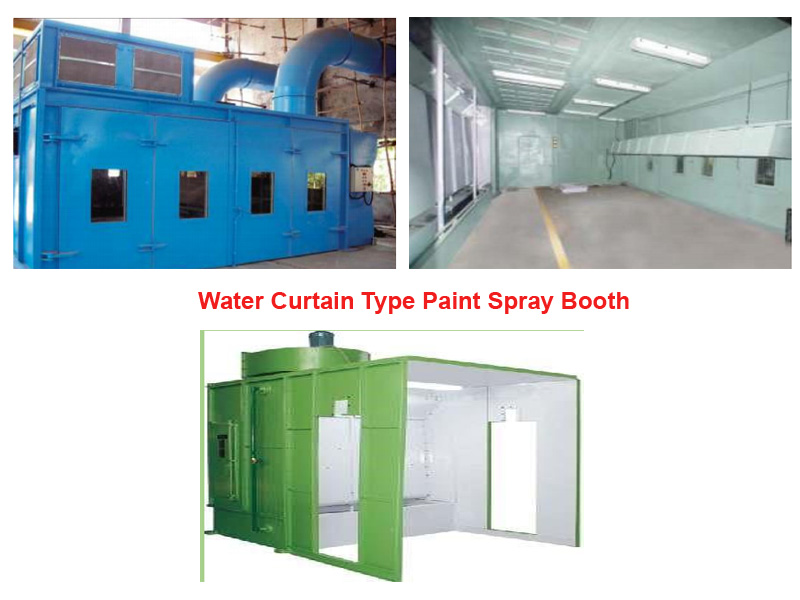 paint booth ahmedabad