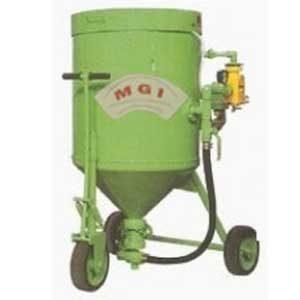 500kg sand blasting machine