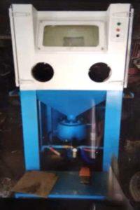 cabinet blast machine