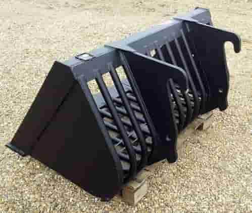 telehandler bucket