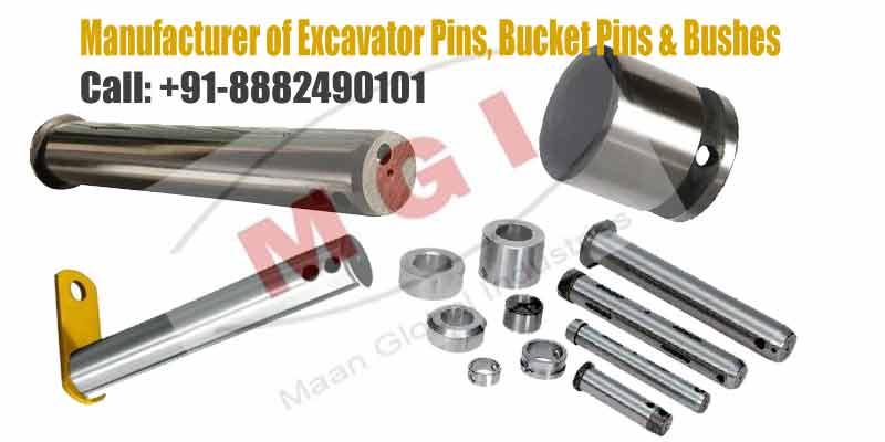 excavator pins manufacturer india
