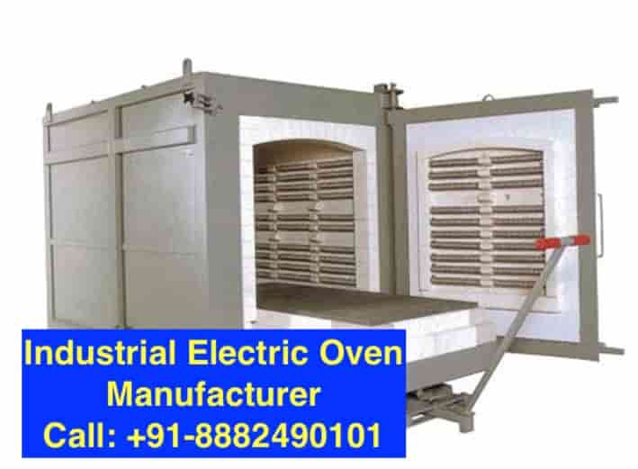 industrial electric furnace manufacturer