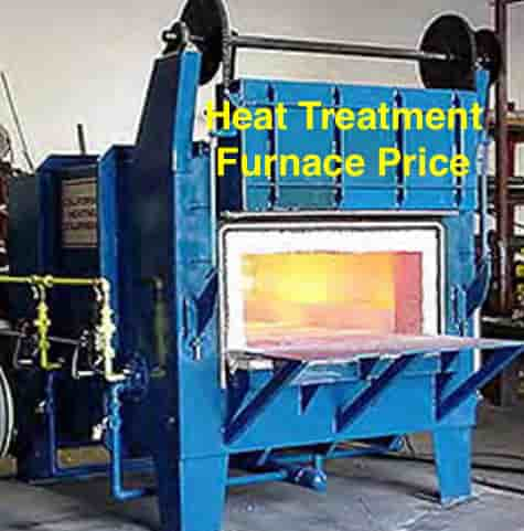 heat treatment furnace price