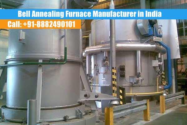 bell annealing furnace manufacturer india