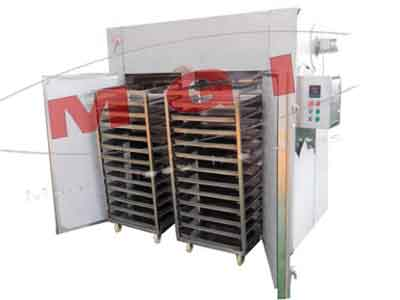 tray dryer manufacturer
