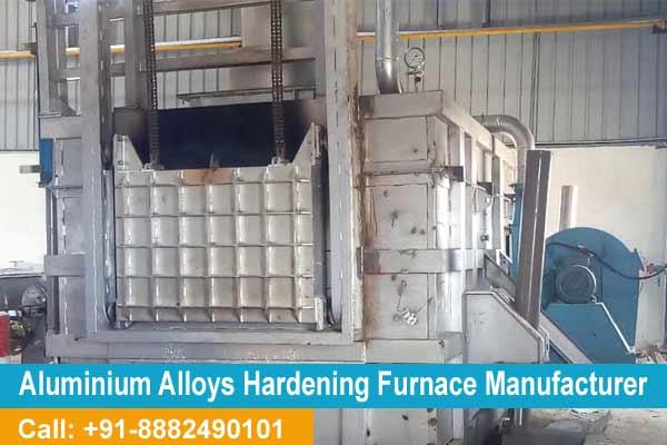 aluminium heat treatment furnace manufacturer