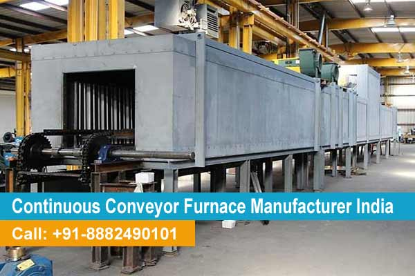 conveyor furnace manufacturer