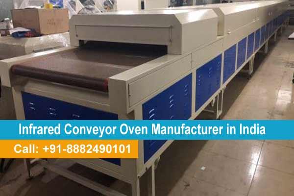 infrared conveyor oven manufacturer