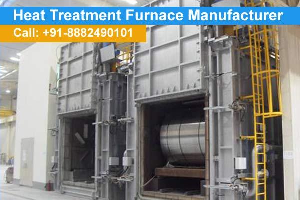heat treatment furnace installations
